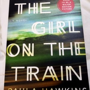 SALE 🎈🎈🎈Book - The Girl on the Train